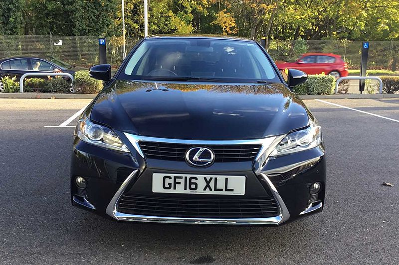 Lexus CT 200h 1.8 Advance
