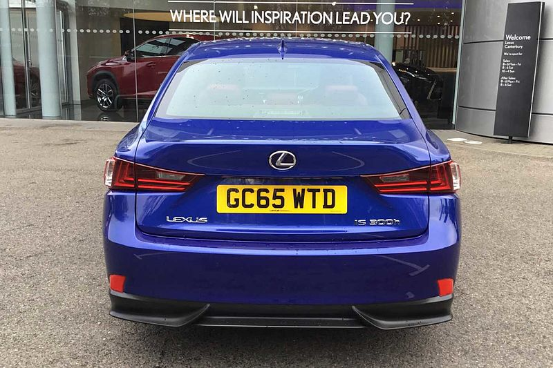 Lexus IS 300h 2.5 F Sport Prem Nav Leather